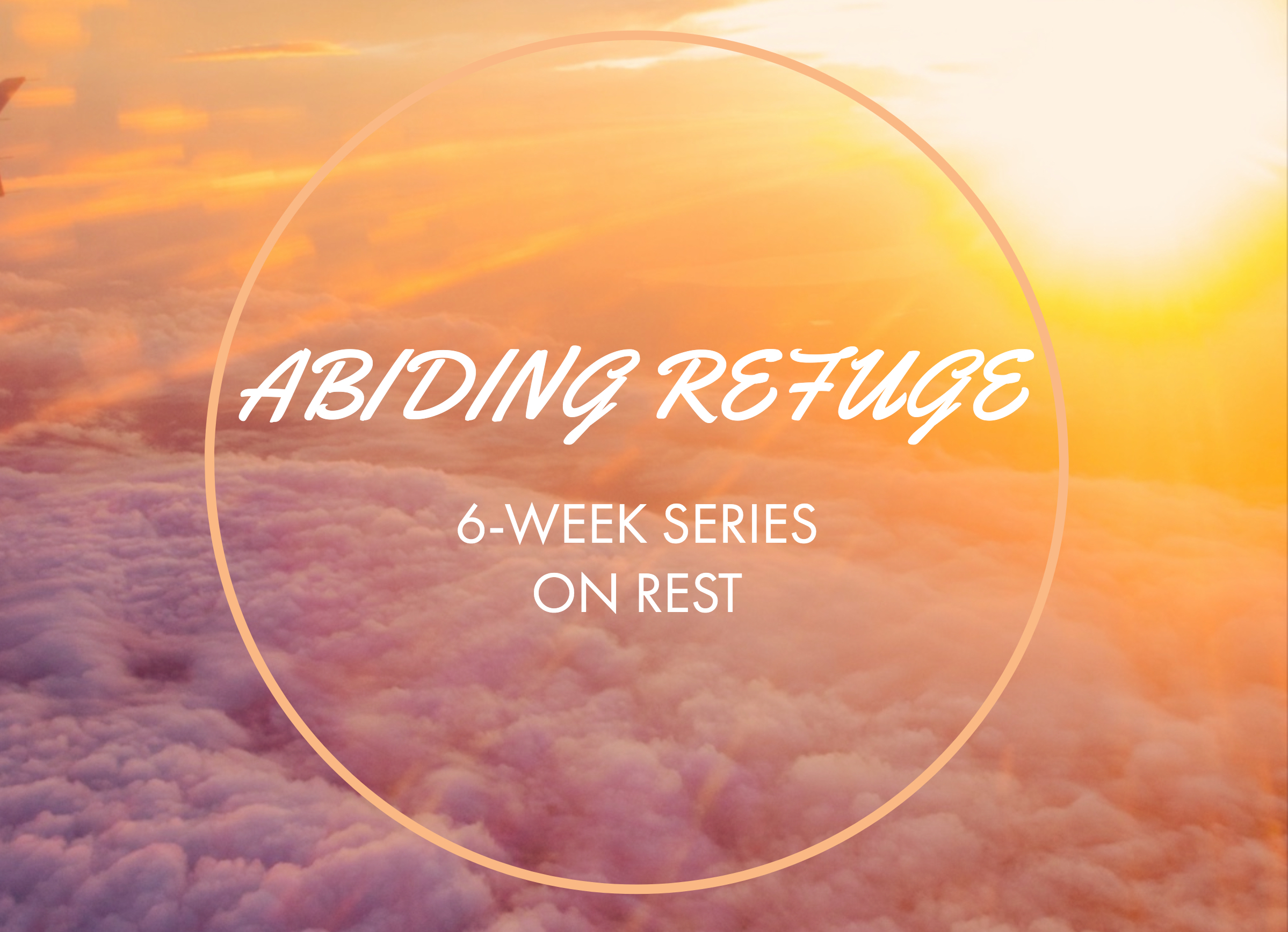 """""""Song of Rest"""" - Psalm 23 