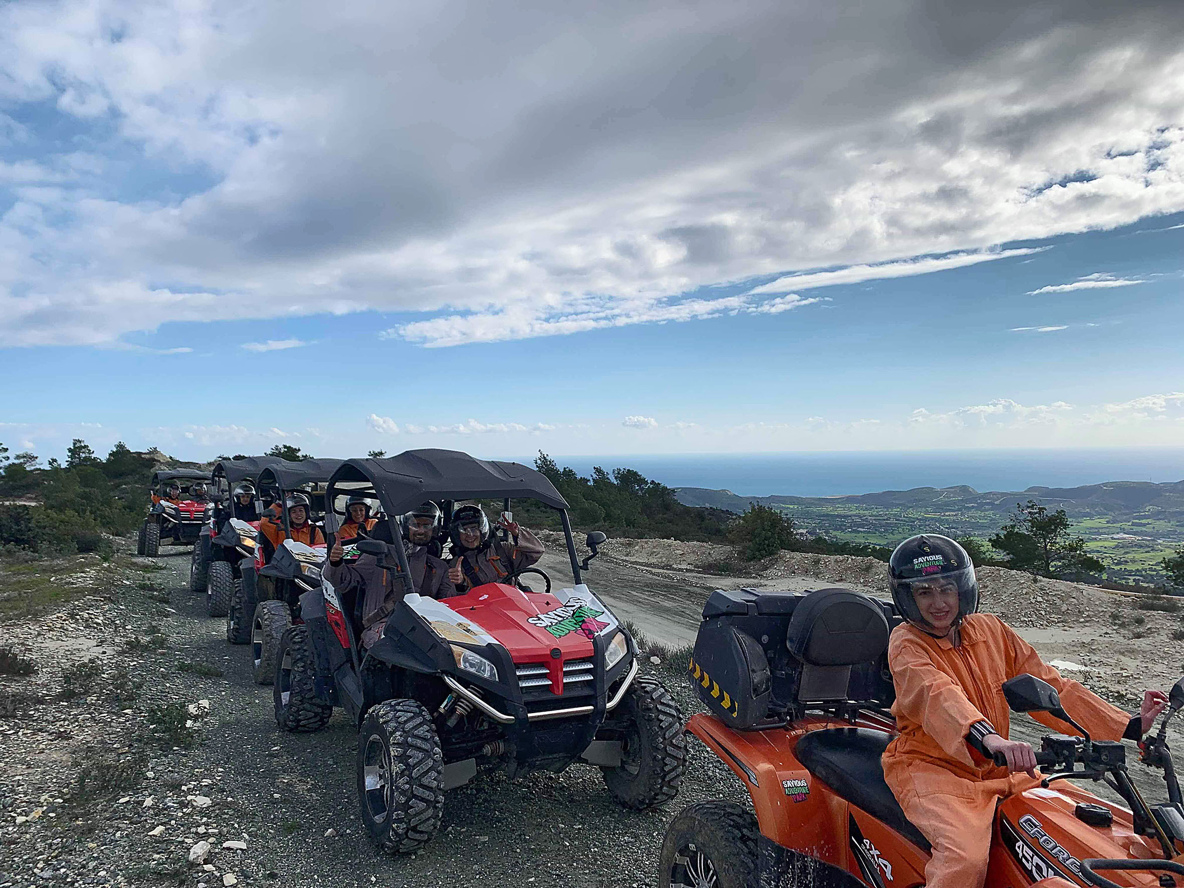 Off road buggy tour - 50 minutes