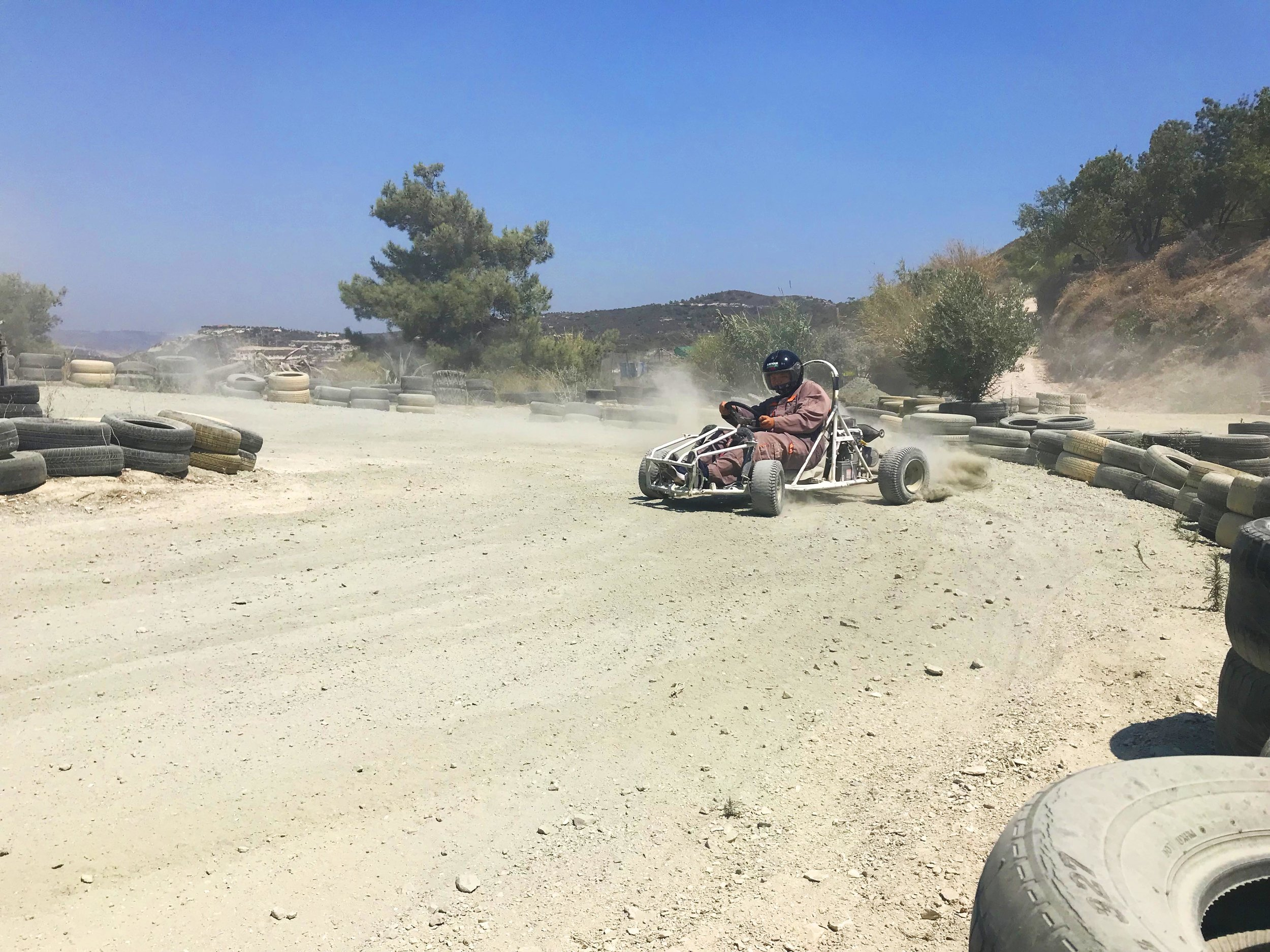Drift Go-karting - 5 minutes each