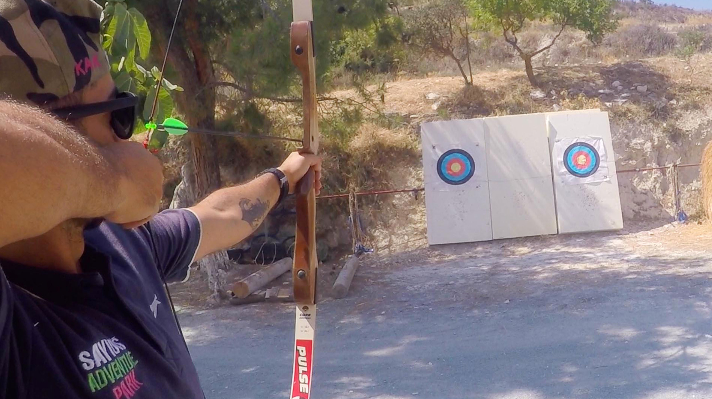 Archery - 30 minutes