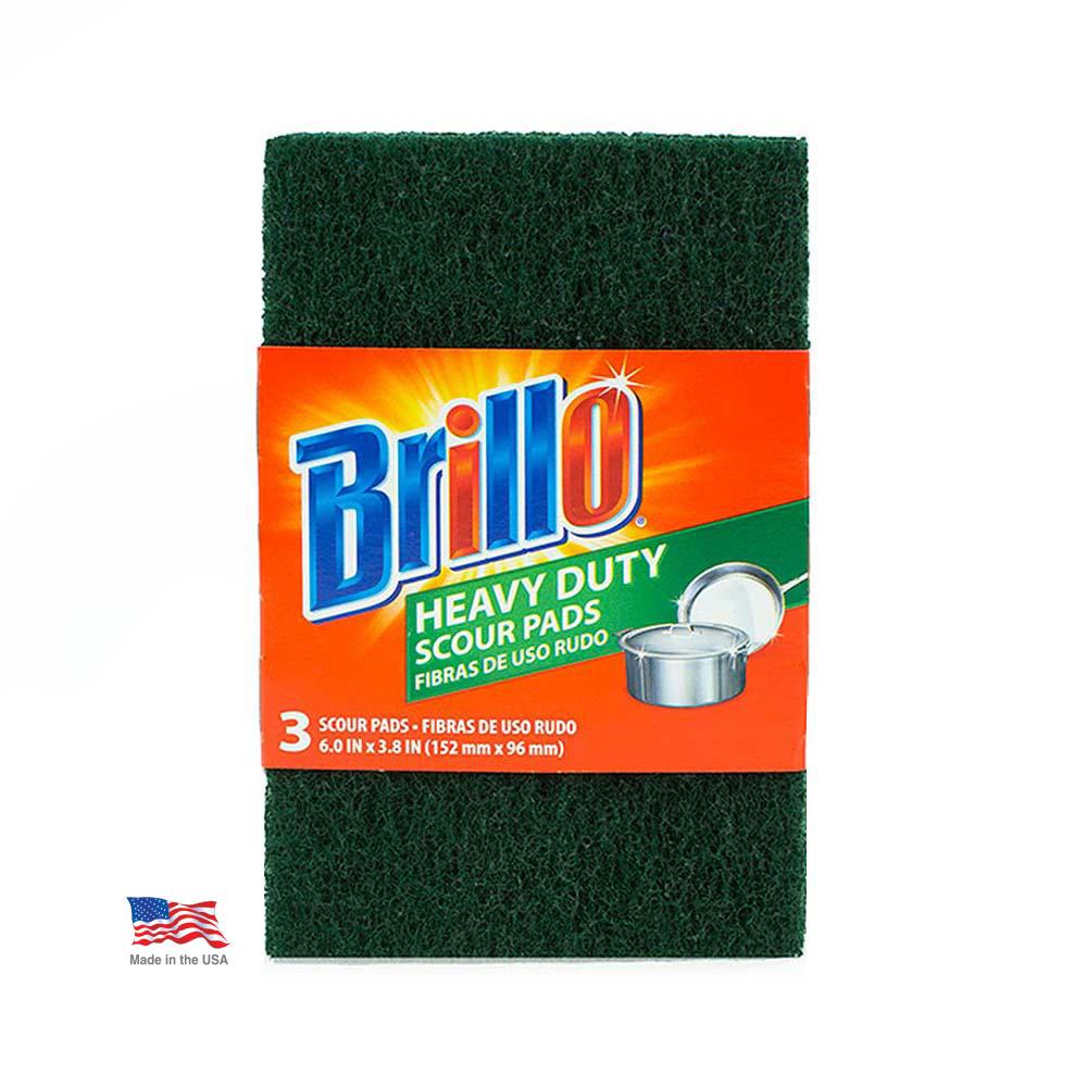 Brillo® Heavy Duty Scour Pads