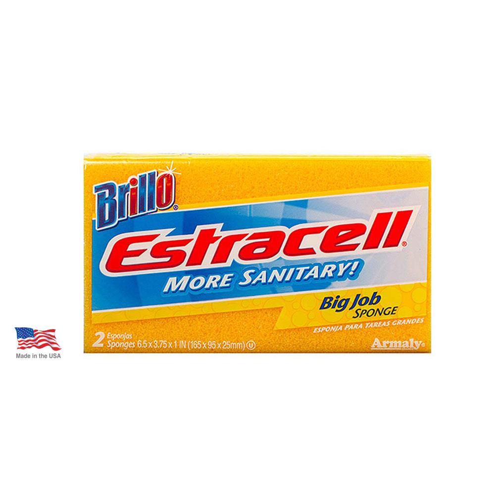 Brillo® Estracell® Big Job Sponge