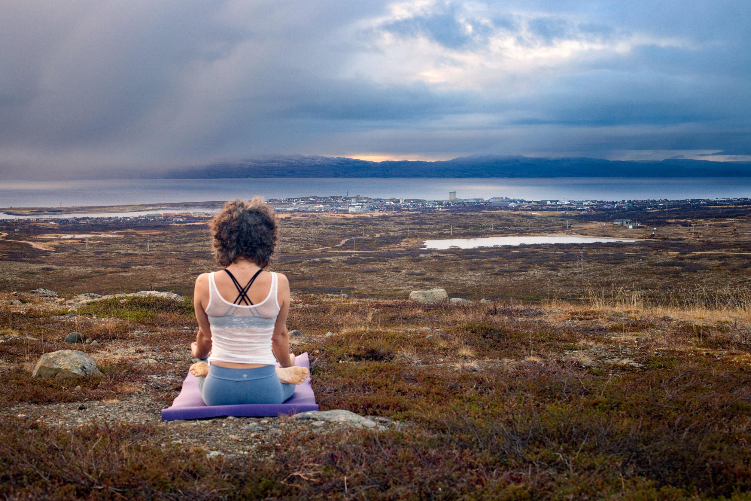 Arctic Yoga