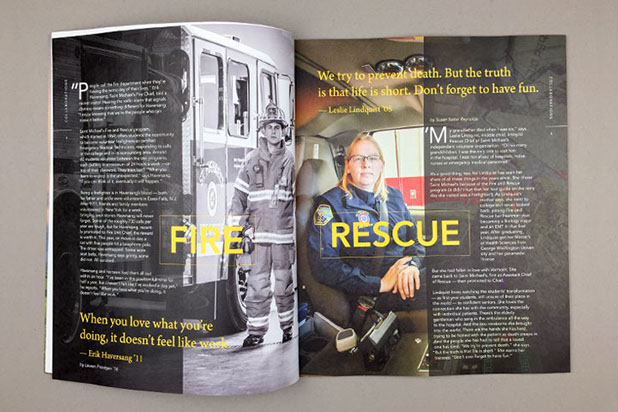 Alumni Magazine, winter 2016
