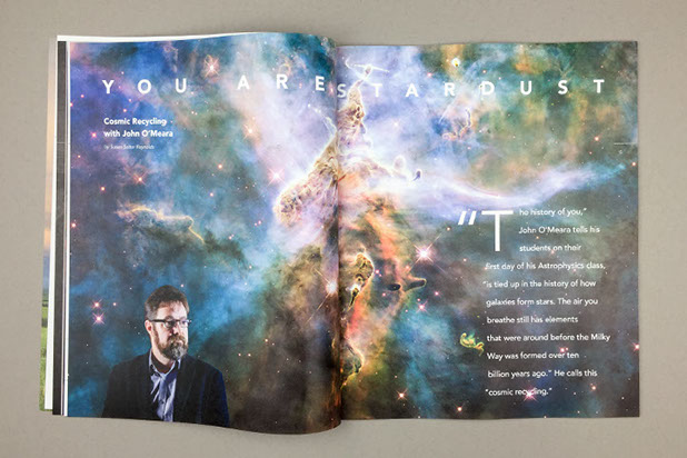 Alumni Magazine, winter 2016