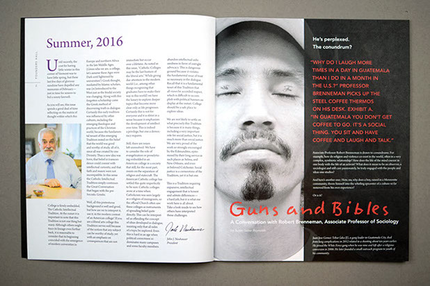 Alumni Magazine, summer 2016