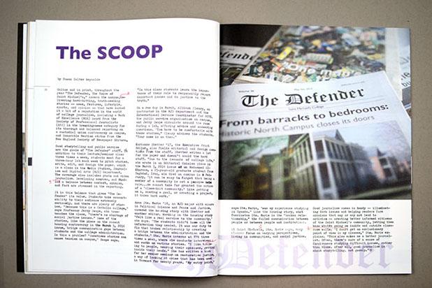 Alumni Magazine, summer 2016
