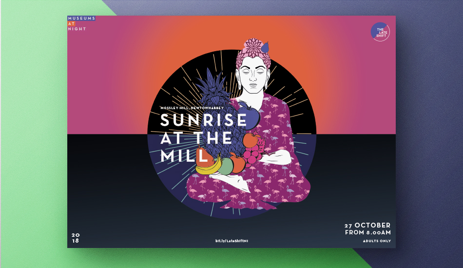 Join Infinity Farm and many others at 'Sunrise at the Mill' - 27th October 8am - 11amMossley Mill, Carnmoney Rd N, Newtownabbey BT36 5QAInfinity Farm will be giving demonstrations on making delicious self care beauty products using local natural ingredients. For more information and to see the many other interesting activities taking place on the day and to book follow the link: http://european-heritage.co.uk/event/sunrise-at-the-mill/