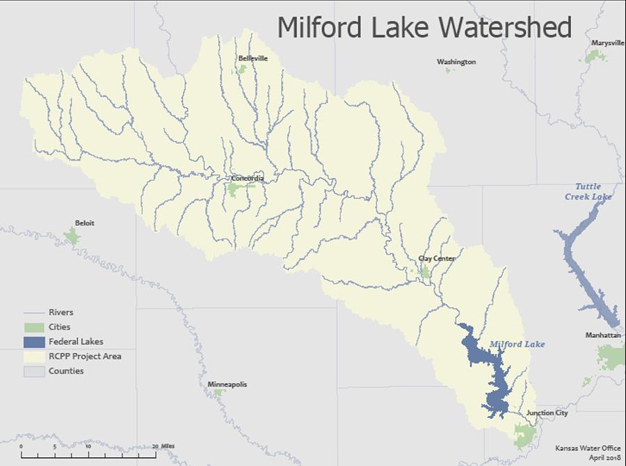 Milford Watershed
