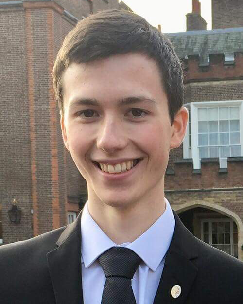 Head of Talks (Academic) - Jack Adams