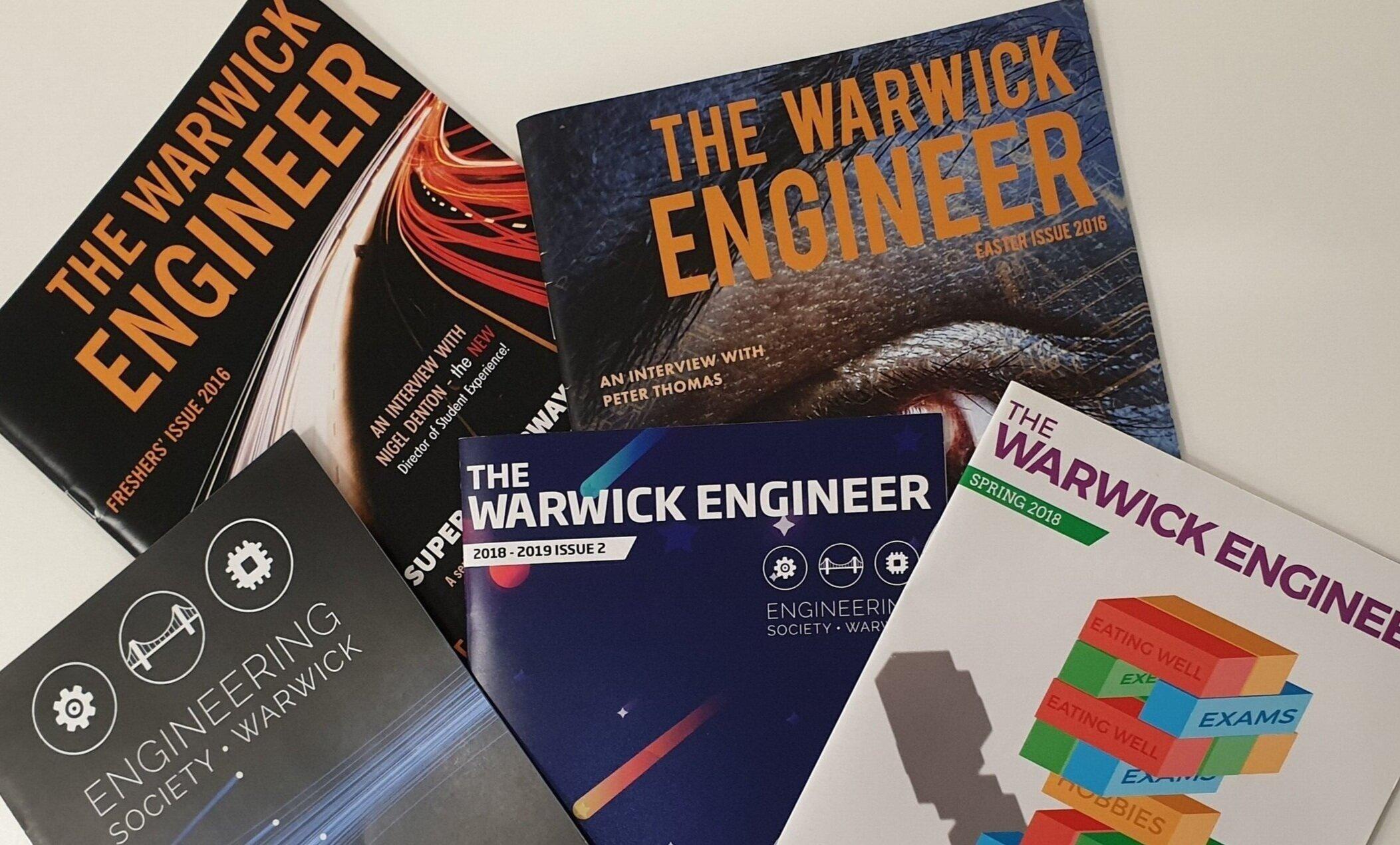 THE WARWICK ENGINEER