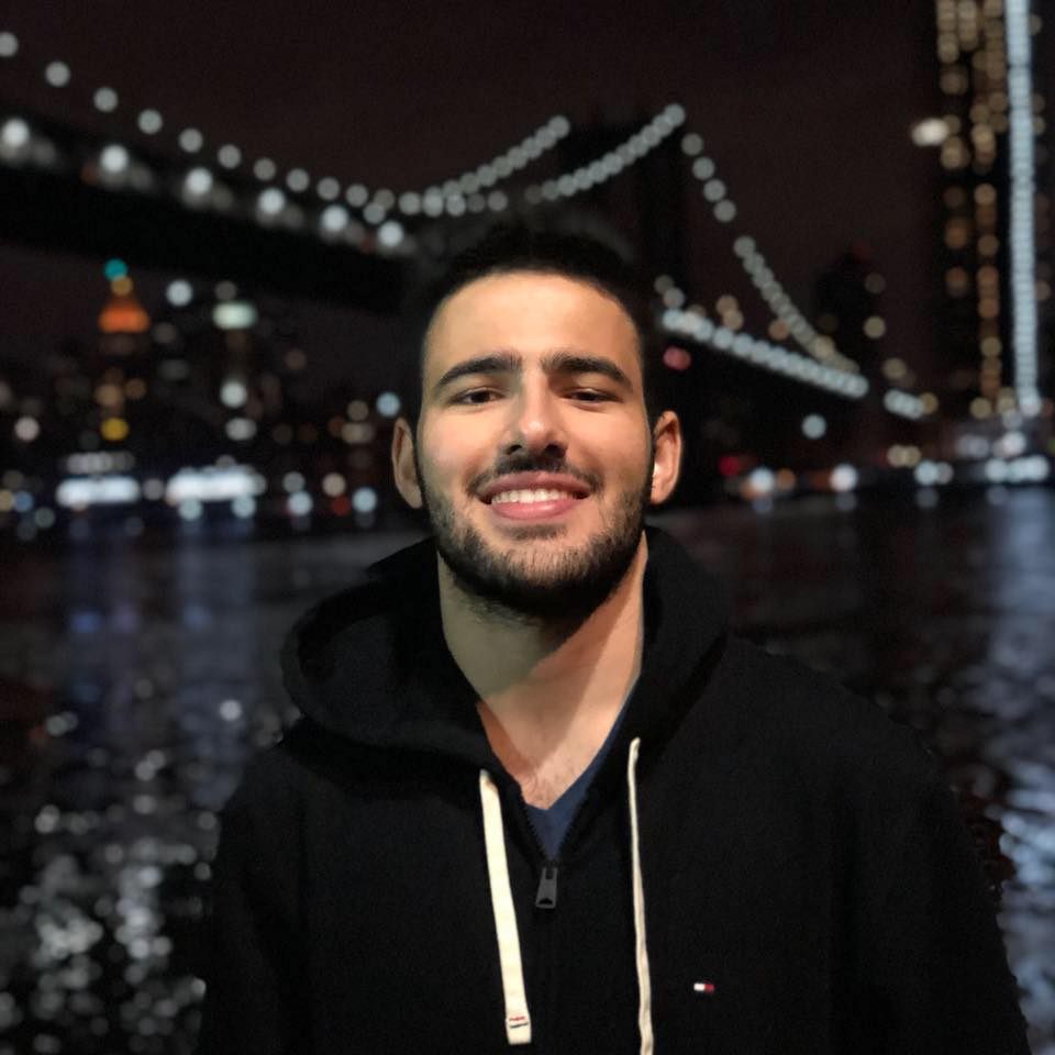 Albert Oliveira - I am Albert Oliveira, my passions include learning to code, slack-lining and biking in NYC. I am very excited to join the Pursuit family and hope to gain a life changing experience.