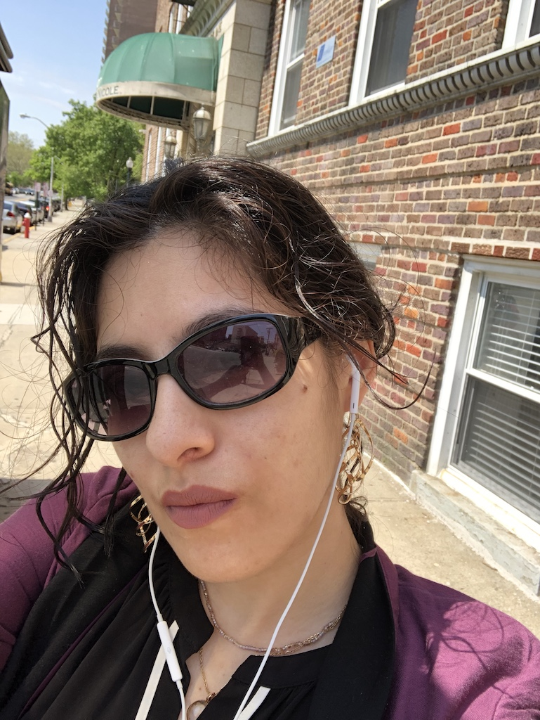 Alyson Abril - I joined Pursuit because I saw it as an opportunity to gain financial and creative independence. I hope to gain the tool needed to make that goal a reality.Fun Fact: I am in an indie movie