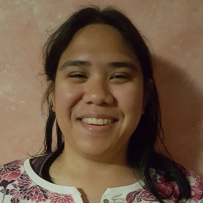 Angela Garrovillas - My name is Angela Garrovillas, I joined Pursuit because I'm interested in a STEM field. I hope to achieve a deeper understanding of coding and various uses where I can contribute to my community.I am a fan of the Legend of Zelda series.