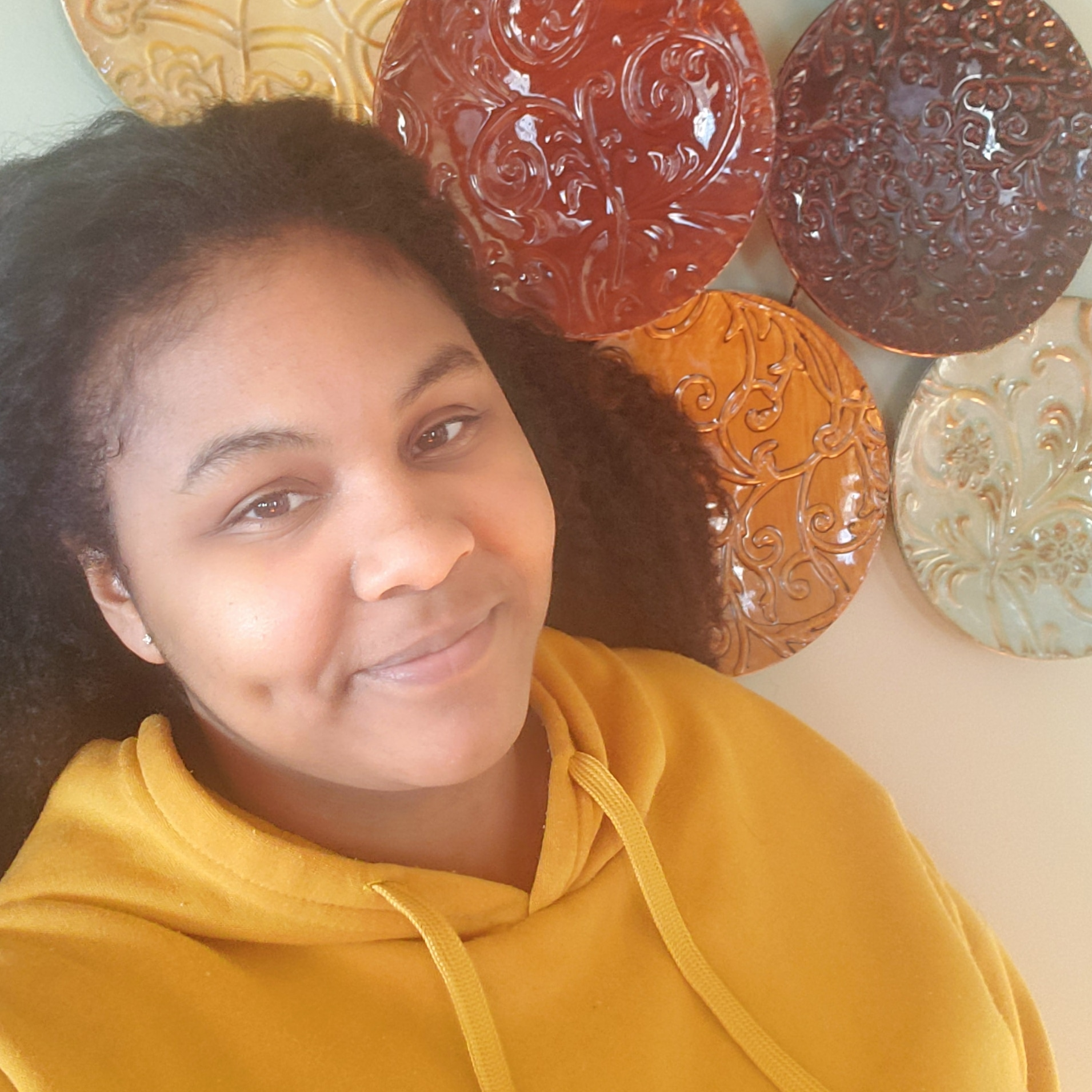 Tia Lendor - Hi everyone! My name is tia. I joined Pursuit seeking a challenge, and to grow my career skillset. Im excited to get started!Fun fact: I knit in my spare time :)See you soon!