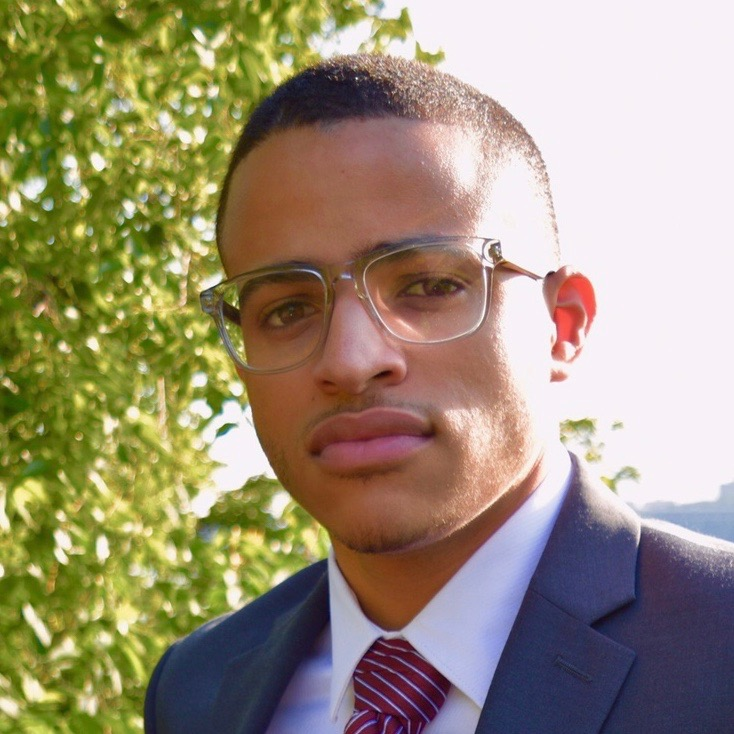 Michael Amparo - Math graduate with a passion for tech.