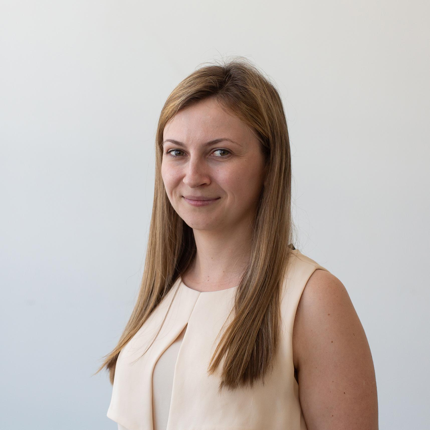 Agnieszka Zebzda  Staff Accountant