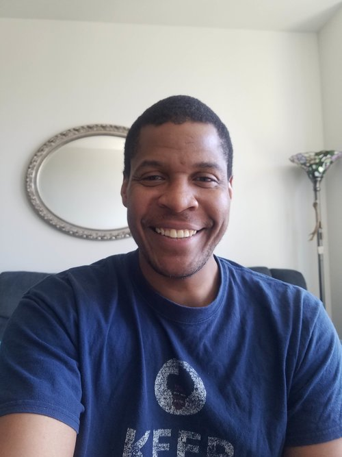 Josh Wynter - Hello, I've join the pursuit program because I've been interested in creating my own apps and web designs. I hope that by the end of this program I will be able to work for a company like SpaceX or in VR design. A fun fact: I've worked as an actor for the Metropolitan Opera for over ten years.