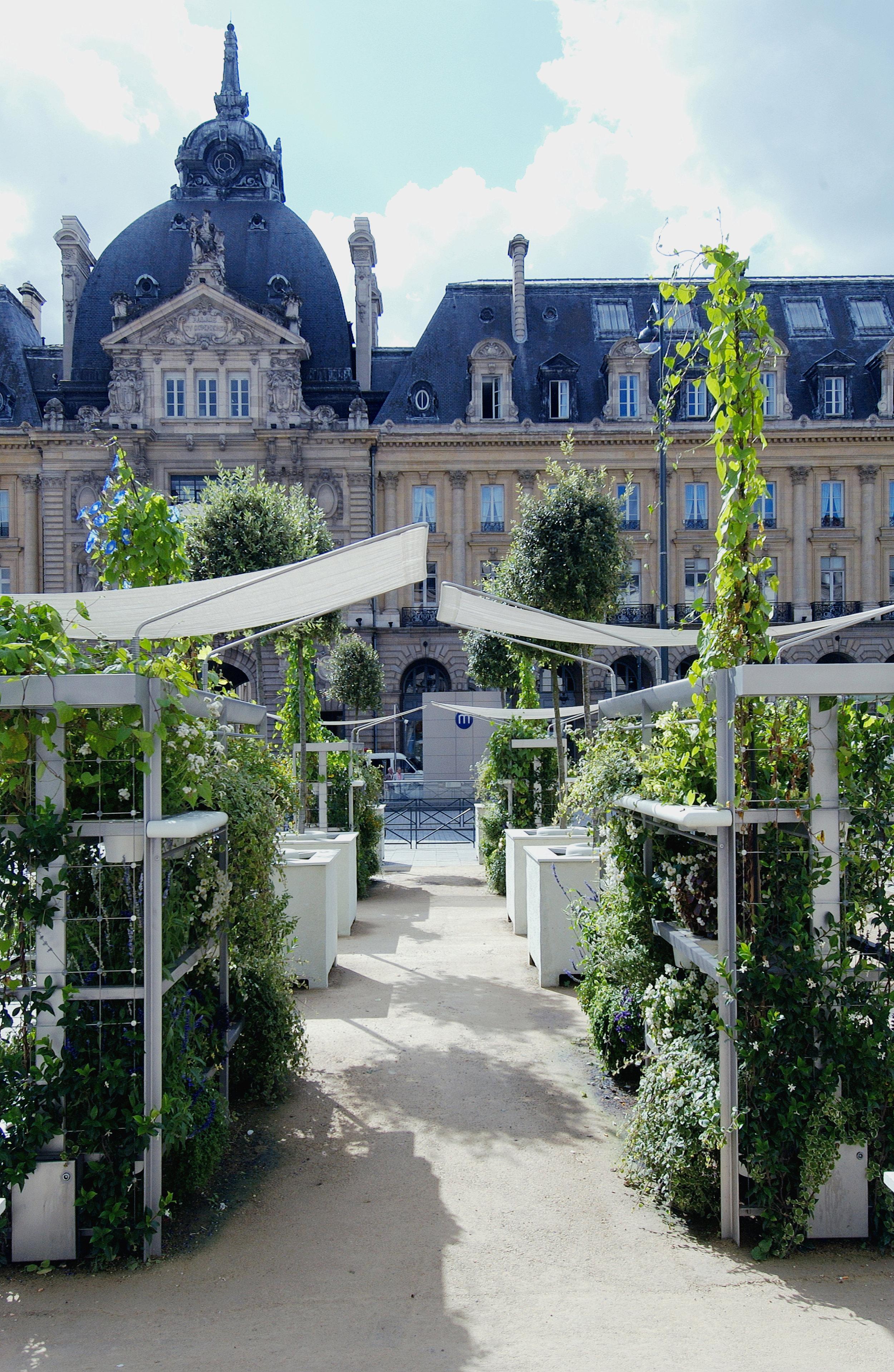 Place de la république à Rennes - Installation 2016 ©Philippe Chancel