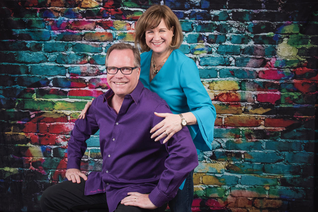 Karen Page & Andrew Dornenburg (Two-time James Beard Award-Winning Authors of The Flavor Bible & What To Drink With What You Eat) -