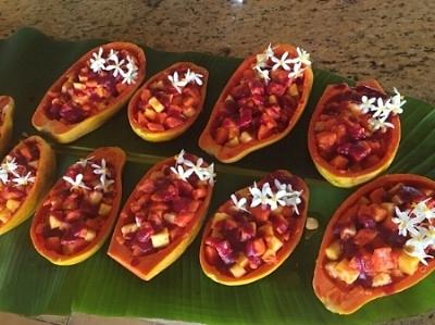 Dr. SAM Costa Rica Retreats Raw Food Meals 2JPG