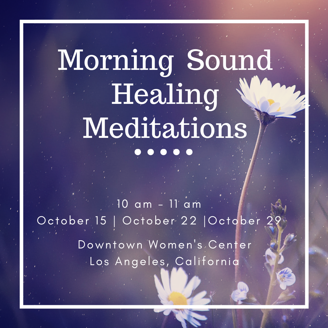 Always Play Sound Baths and Sound Healing Los Angeles