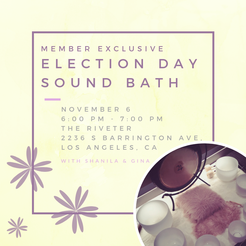 los angeles sound bath