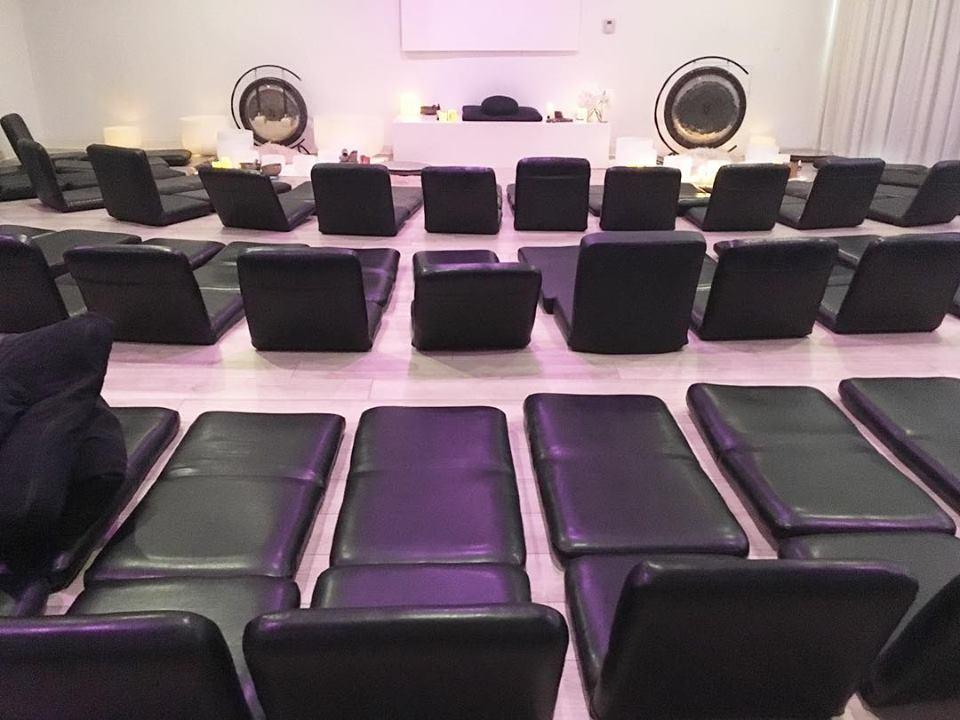 Los Angeles Soundbath sound bath
