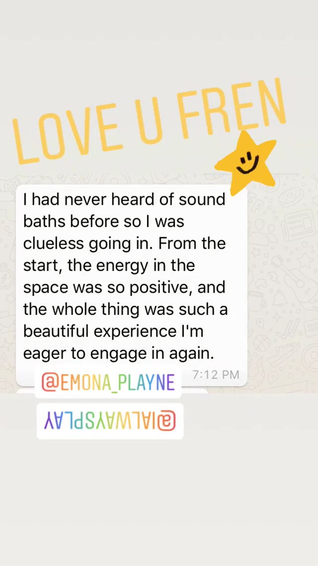 Best Sound Bath in Los Angeles  AlwaysPlay  Singing Bowls