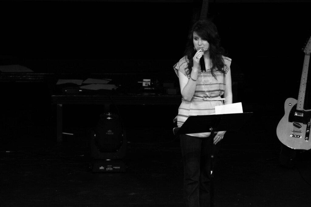 2013 - SPEAKING AT END IT COWETA, AN ANTI-TRAFFICKING FUNDRAISER