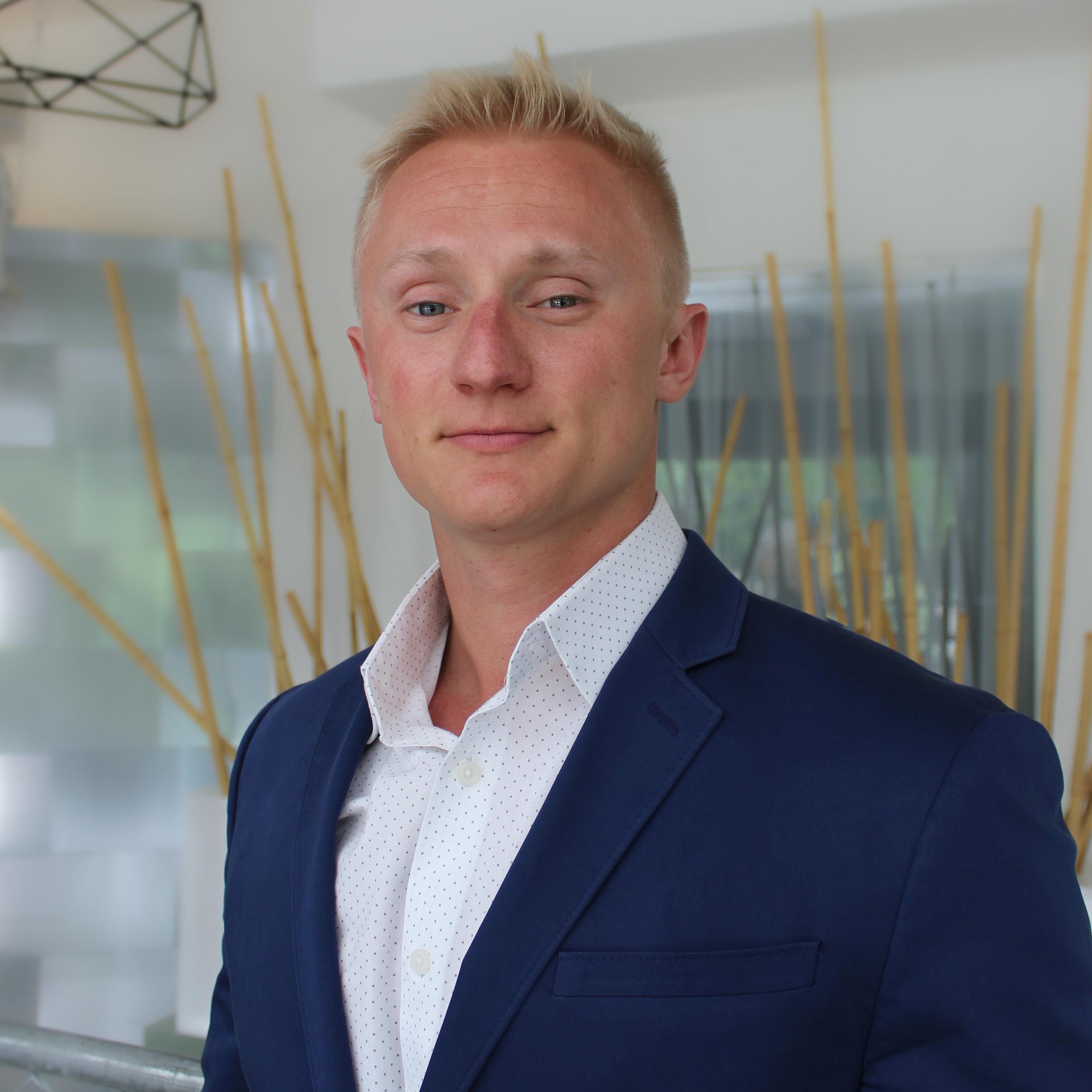 Bartosz - Director of Marketing