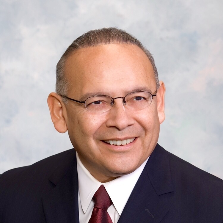 DR. TED MARTINEZ, JR.   Community College President (Retired)