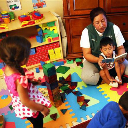 Childcare Provider Resources - Are you a home childcare provider? Would you like to partner with us? Please join our network of caring, high-quality home childcare provider by clicking through this link and learning more about our organization.