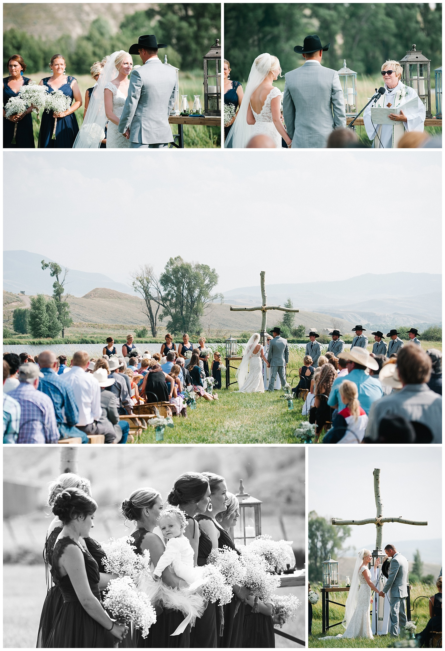 Kremmling, CO Ranch Wedding by Caitlin Steuben Photography