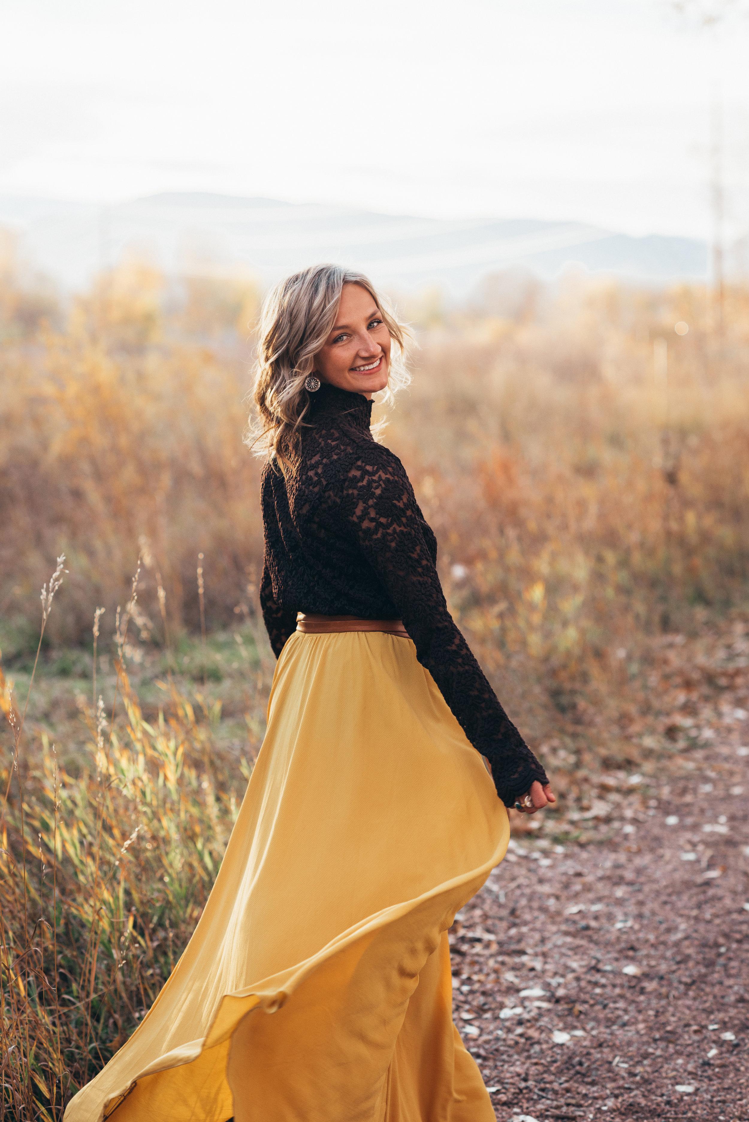 Kelsey White - Co-Owner // Buckskin BrideOwner // One Oak Photography…more coming soon!
