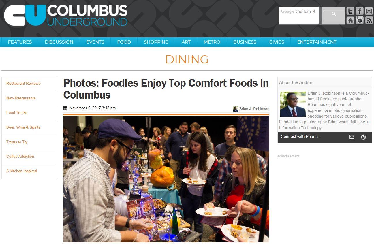 Columbus Underground Profile