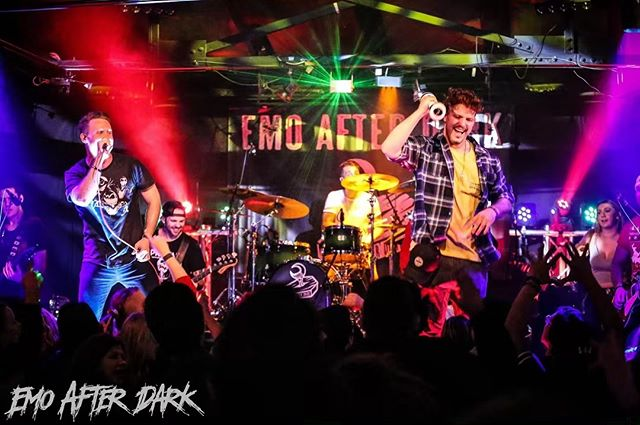 ***EMO AFTER DARK*** SAINT ROCKE HERMOSA BEACH, CA WEDNESDAY, APRIL 24th , Doors 6pm BAND 8:30pm $10 at Door, 21+  Emo After Dark is expanding and touring new locations for our Emo Events in SoCal. Saint Rocke will be one not to miss! Full live band and guest DJs playing all your favorites from: Fall Out Boy, My Chemical Romance, The Used, The Killers, Good Charlotte, Paramore, Panic At The Disco, Blink 182, AFI, Sum 41, Yellowcard, Dashboard Confessional, Boys Like Girls, Taking Back Sunday, Hawthorne Heights, A Day To Remember, Taking Back Sunday,  Saves The Day, New Found Glory, Underoath, Saosin, Thrice, Finch, The All-American Rejects, Mayday Parade, The Starting Line … & more! #emoafterdark #emonight #emonightlongbeach #emo #emoboy #emoscene #emostyle #emobands #emomusic #emolife #emolongbeach  #poppunk #punkpop #poppunkband #poppunkmusic #poppunksnotdead #emocoverband #emoevent #emotributeband