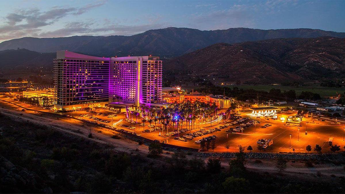 Harrah's Resort SoCal,  a fun, friendly San Diego casino and AAA Four Diamond Award winning San Diego hotel