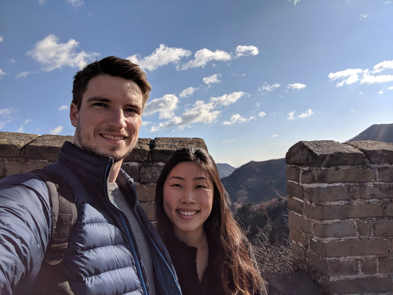 BEIJING, CHINA2017 - We visited The Great Wall of China during the off-season months. A really serene and majestic sight to behold.