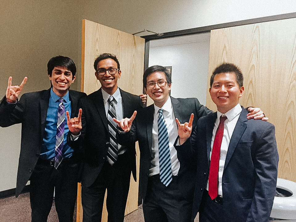 2016 BP Spring Case Competition