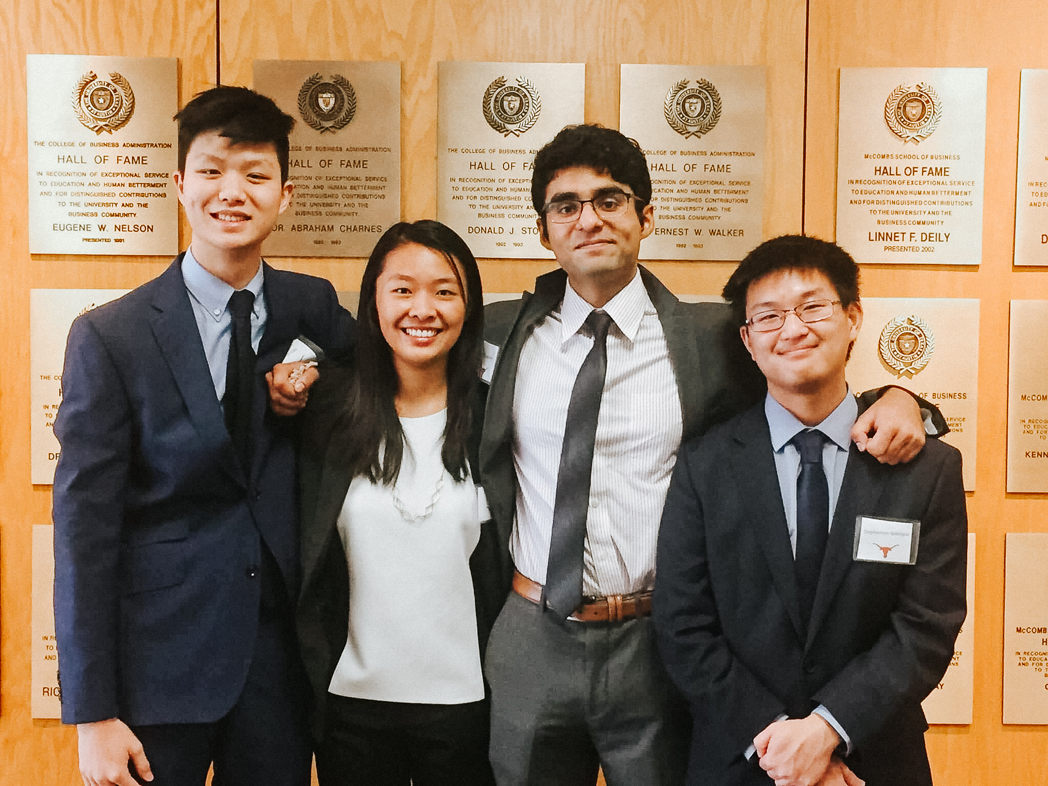2017 McCombs Fall Case Competition