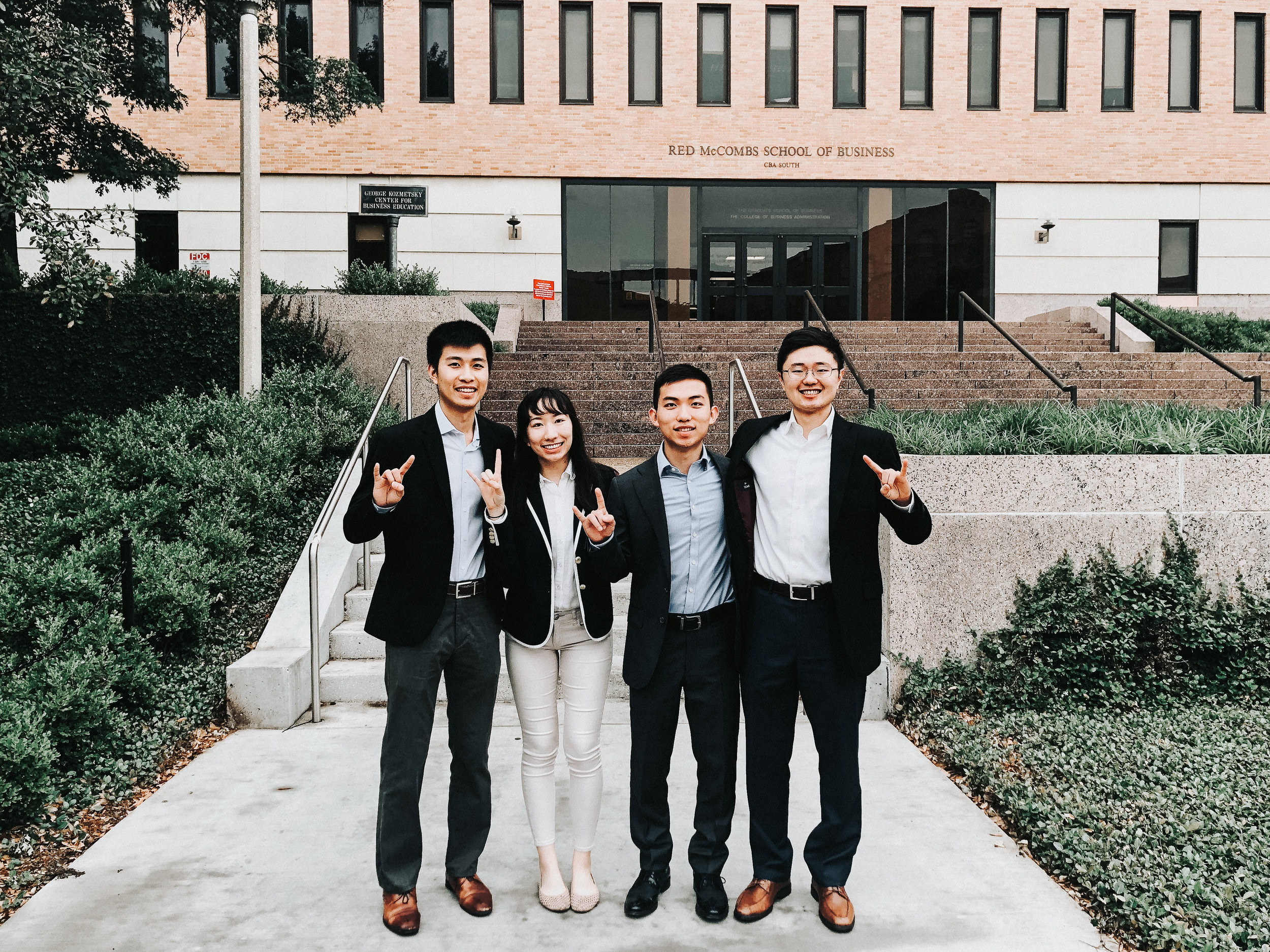2018 Cockrell Energy Case Competition