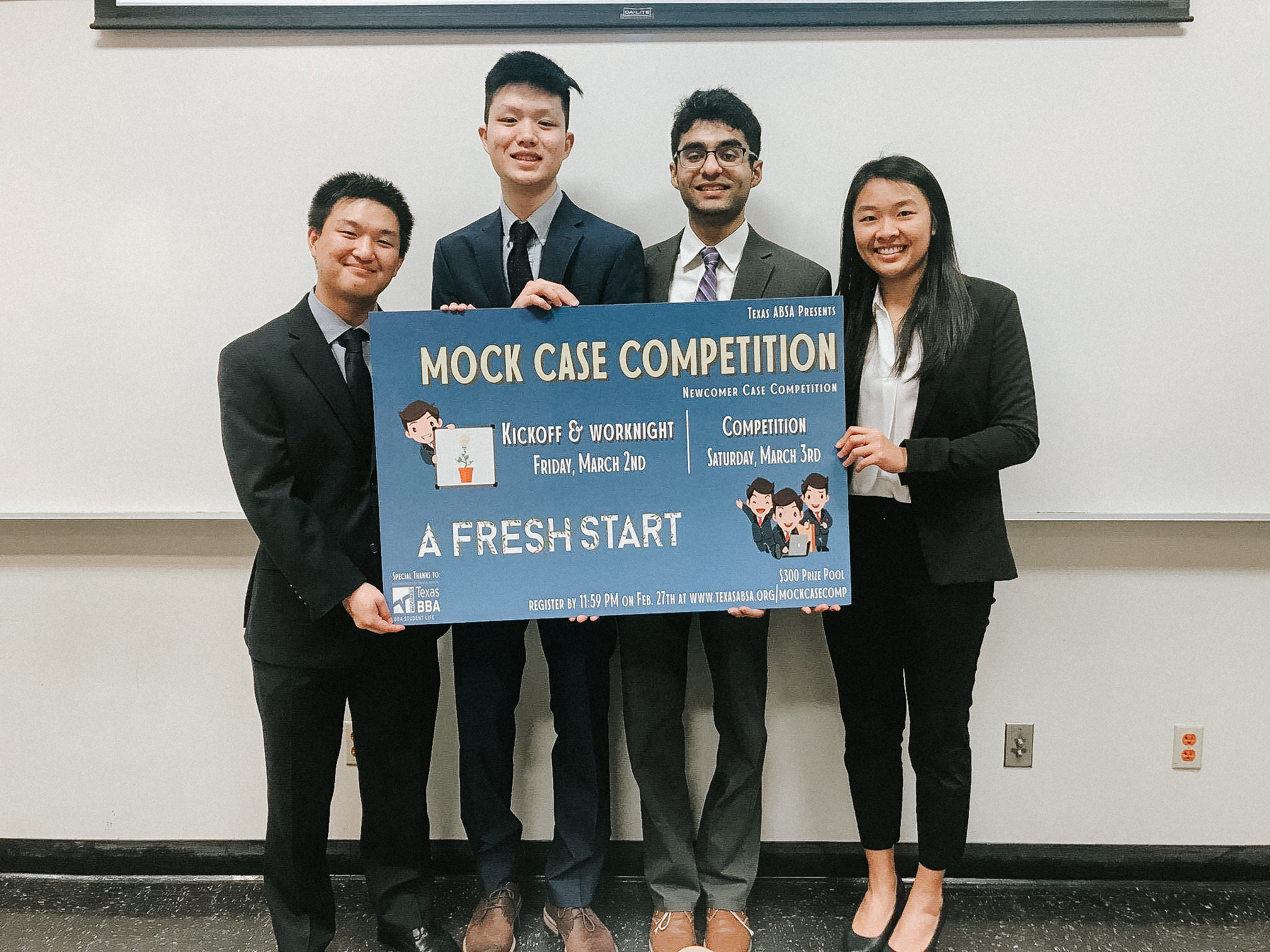 2018 Protiviti Case Competition