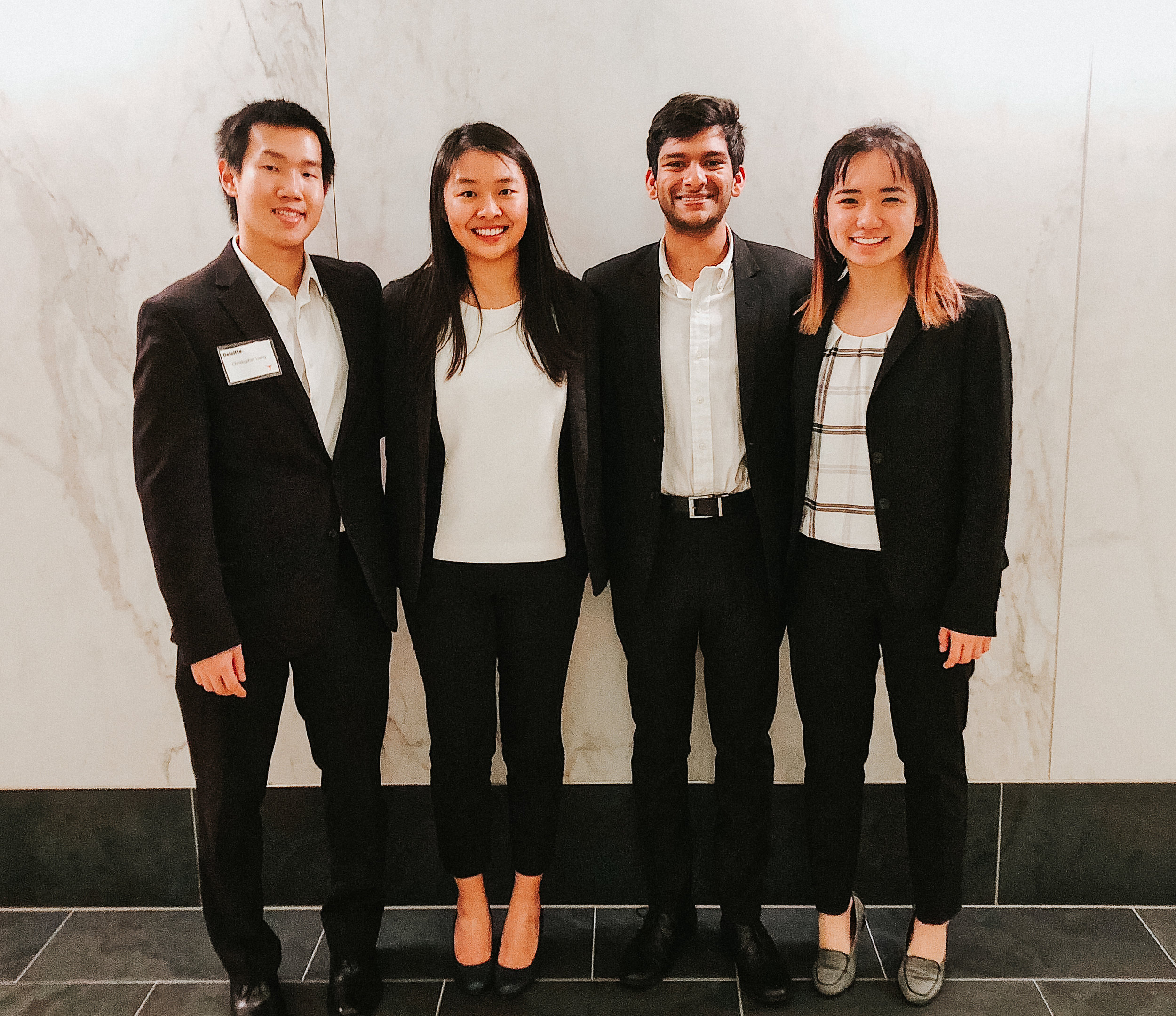 2018 Deloitte Risk and Financial Advisory Regional Case Competition