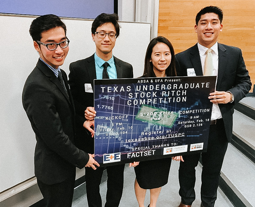 2017 Texas Undergraduate Stock Pitch Competition
