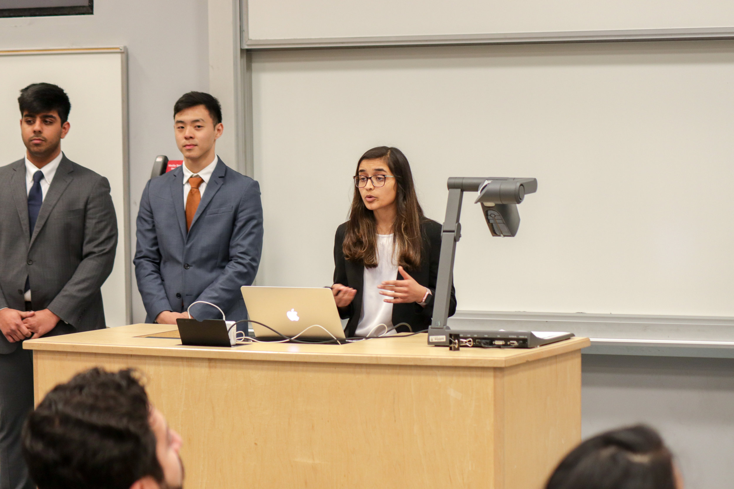 2019 McCombs Case Competition