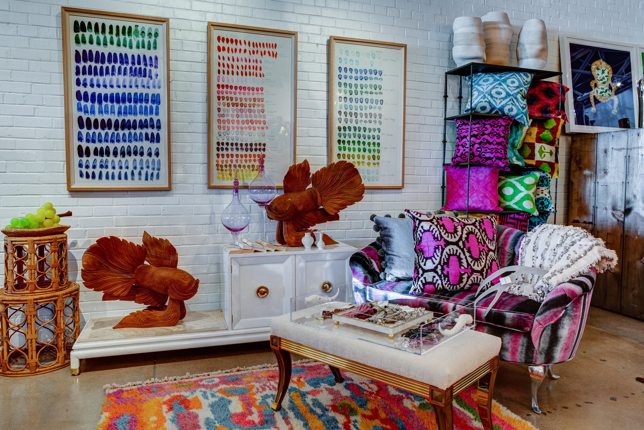Eclectic eccentric elegance      Shop Now