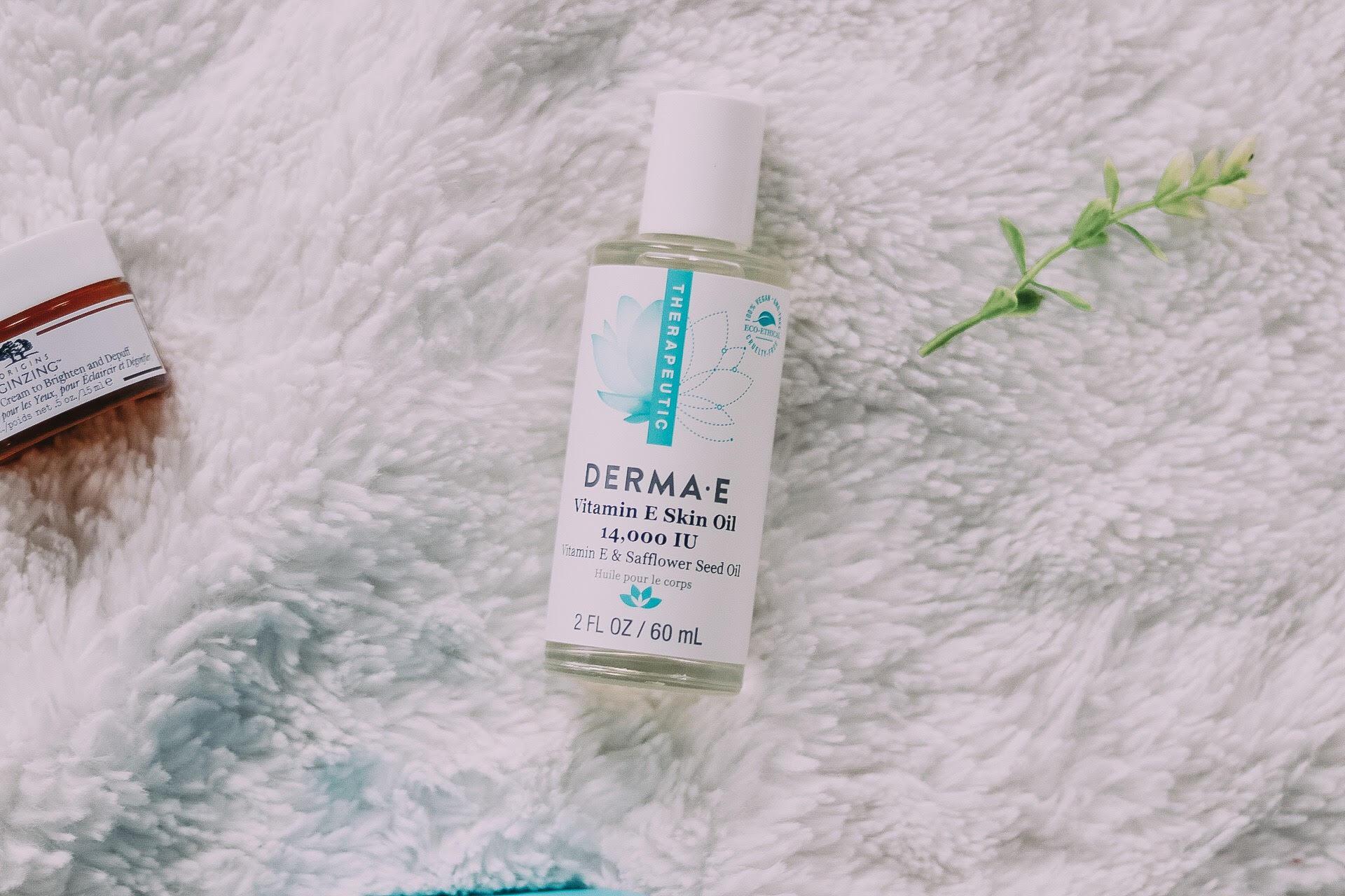 dermae vitamin E oil