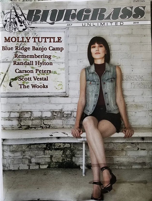 Molly Tuttle   Bluegrass Unlimited