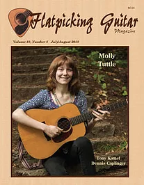 Molly Tuttle | Flatpicking Guitar